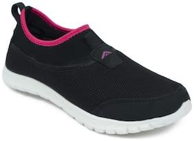 Asian Women RIYA-51cBLKRANI Running Shoes ( Black )