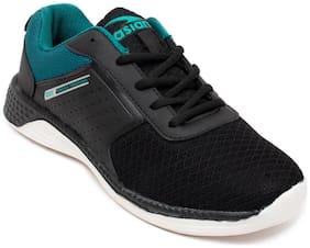 Asian Swift-07 Black Green Running Shoes For Men UK-6