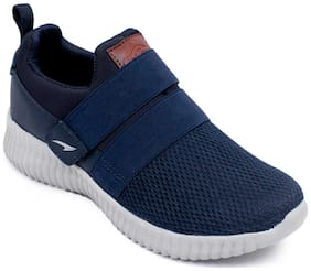 Asian Men SUPERFAST-13cBLUE Walking Shoes ( Blue )