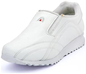 Asian White Sport Shoes (Size-6)