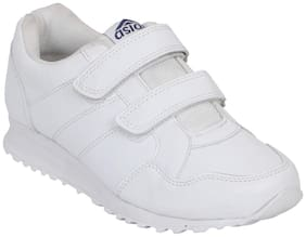 Asian White Sport Shoes