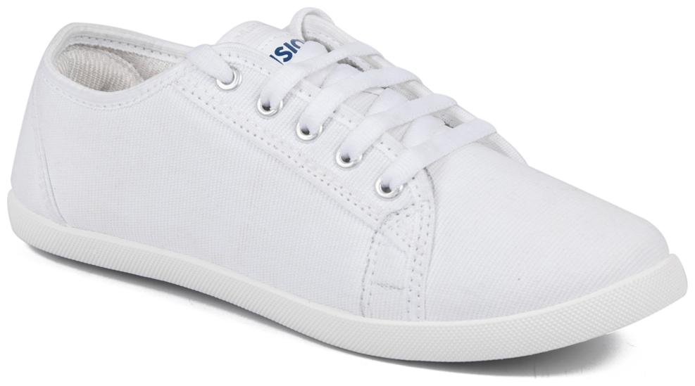 Asian White Casual Shoes by Asian Retail Ventures