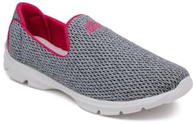 Asian Women Running Shoes ( Grey )