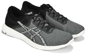 Asics Men Nitrofuze 2 Running Shoes ( Grey )