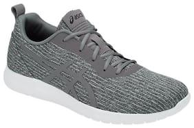 Asics Men Running Shoes ( Grey )