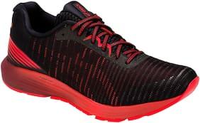 Asics Men's Black Running Shoes