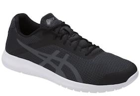 Asics Men Grey Running Shoes