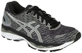Asics Mesh Textile Rubber Running Sport Shoes GEL-NIMBUS 18 LITE-SHOW