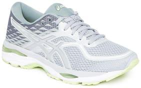 Asics Women Running Shoes ( Grey )
