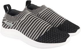 Action Men Athleo Running Shoes ( Black )