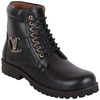 Austrich Black Desert High Ankel Length Boot