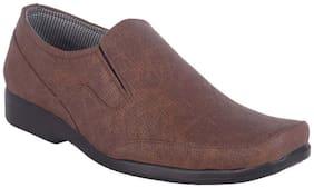 Austrich Men Brown Formal Shoes - 5085