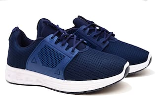 Axynys  Sneakers For Men  (Blue)