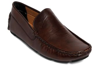 a1f89078c9b Buy Bacca Bucci Men Brown Loafer Online at Low Prices in India ...