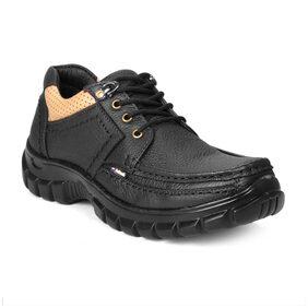 Bacca Bucci Men Black Flat Boots