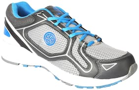 Bacca Bucci Black And Blue Sports Shoes