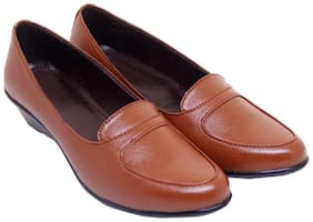 BARANSHOES Women Tan Bellies