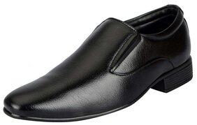 Bata Men Black Formal Shoes - 851-6317