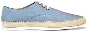 Men Blue Classic Sneakers