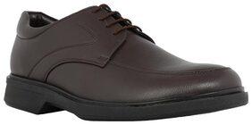 Bata Men Brown Formal Shoes