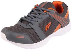 Bata Men 831-2115 Running Shoes ( Grey )