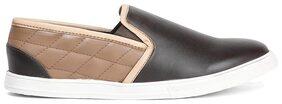 Bata Men Brown Formal Shoes - 8514374