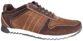 BATA Men's Brown Sports Shoes-UK 8