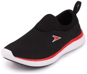 Bata Men 851-6799 Walking Shoes ( Black )