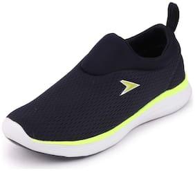 Bata Men 851-9799 Walking Shoes ( Blue )