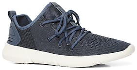 Bata Mens Blue Sports Shoes