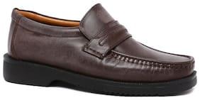 Men Brown Casual Shoes