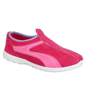 Bata Pink Casual Shoe For Girls