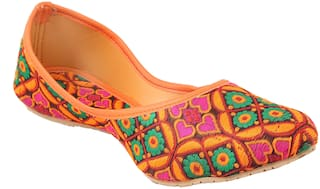 GERIEF Women Orange Bellie