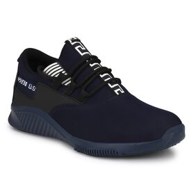 Belle Femme Men Blue Casual Shoes