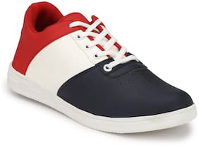 Belle Femme Synthetic Multi-Color Casual Shoes