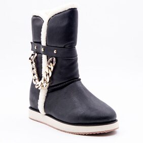 Belle Gambe Black Boots