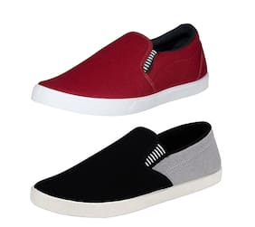 BERLOC Men Multi-color Casual Shoes