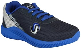BERSACHE Men Running Shoes ( Blue )