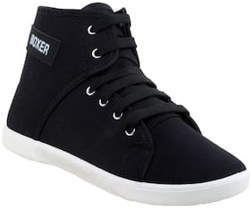 BERSACHE Women Black Casual Shoes