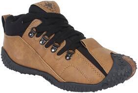 BERSACHE Men ORIFWSH-1113 Running Shoes ( Brown )