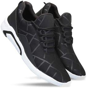 BERSACHE Men Black-3034 Running Shoes ( Black )