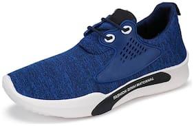 BERSACHE Men Blue-1525 Running Shoes ( Blue )