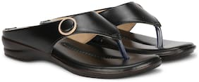 BIG BIRD FOOTWEAR Women Black Sandals