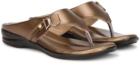 BIG BIRD FOOTWEAR Women Copper Sandals