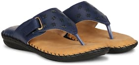 BIG BIRD FOOTWEAR Women Blue Sandals