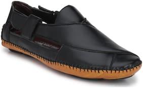 Big Fox Men Black Sandals -