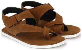 Big Fox Men Tan Sandals