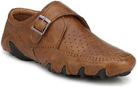 Big Fox Men's Hurricane Monk Strap Driving Sandals