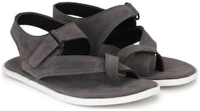 Big Fox Men Grey Sandals