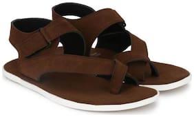 Big Fox Men Brown Sandals